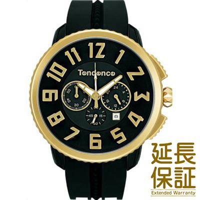 Tendence テンデンス 腕時計 TY460011 ユニセックス GULLIVER 47 ガリバー47 クロノグラフ