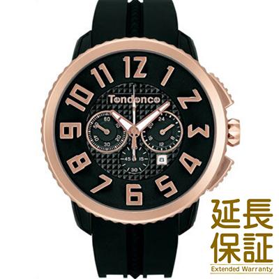 【国内正規品】Tendence テンデンス 腕時計 TY460013 ユニセックス GULLIVER 47 ガリバー47 クロノグラフ
