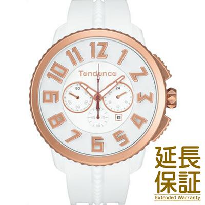 Tendence テンデンス 腕時計 TY460015 ユニセックス GULLIVER 47 ガリバー47 クロノグラフ