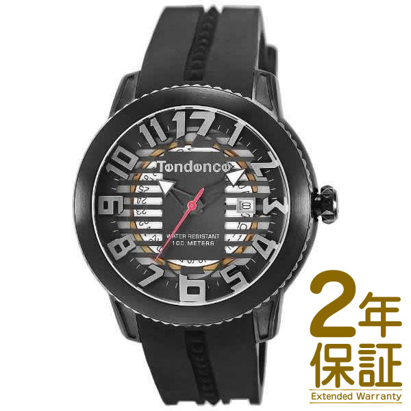 Tendence テンデンス 腕時計 TY013002 メンズ DOME ドーム クオーツ