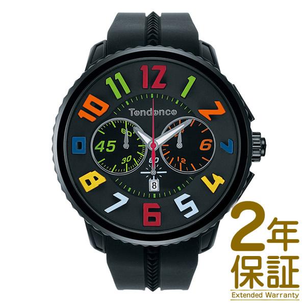 【国内正規品】Tendence テンデンス 腕時計 TY460610 メンズ GULLIVER RAINBOW ガリバーレインボー クオーツ