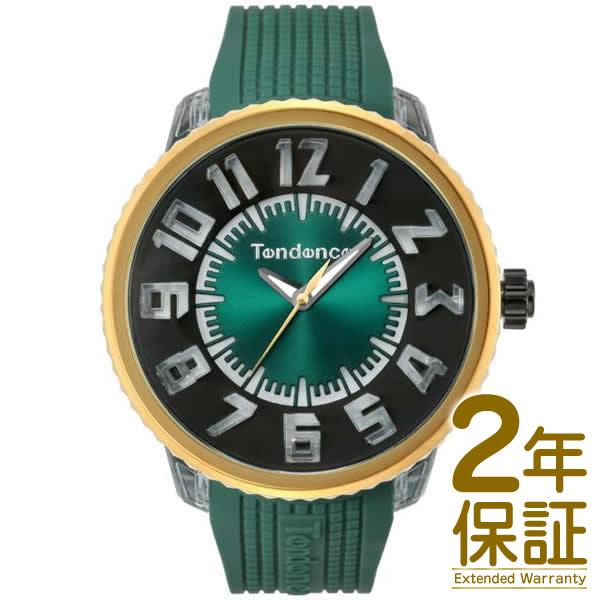 【国内正規品】Tendence テンデンス 腕時計 TY532001 メンズ FLASH フラッシュ クオーツ