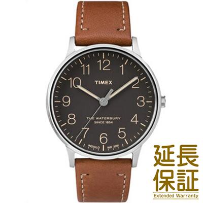 【国内正規品】TIMEX タイメックス 腕時計 TW2P95800 メンズ Waterbury Classic ウォーターベリークラシック