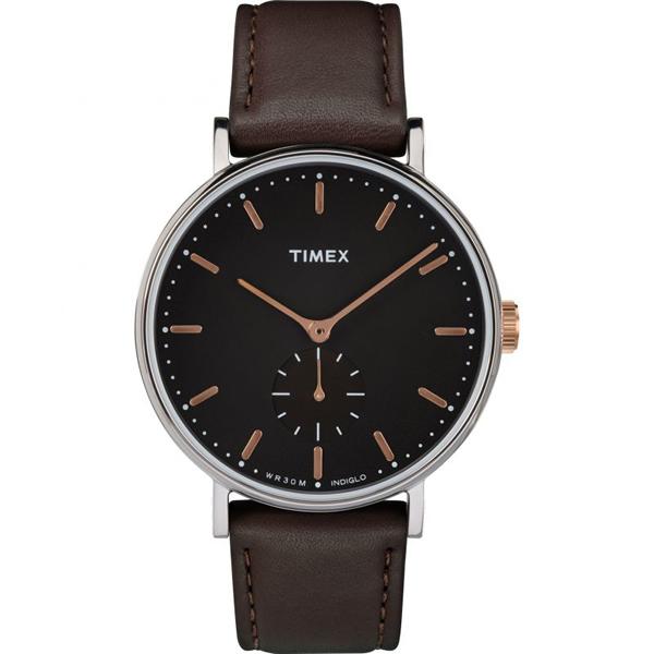 【正規品】タイメックス TIMEX 腕時計 TW2R38100 メンズ FAIRFIELD フェアフィールド SUB-SECOND サブセコンド クオーツ