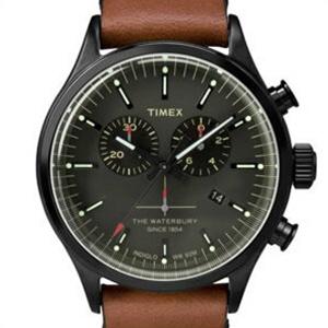 【並行輸入品】タイメックス TIMEX 腕時計 TW2P95500 ユニセックス THE WATERBURY TRADITIONAL ウォーターベリー トラディショナル クロノグラフ クオーツ