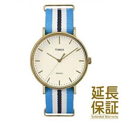 【国内正規品】TIMEX タイメックス 腕時計 TW2P91000 メンズ WEEKENDER FAIRFIELD ウィークエンダー フェアフィールド