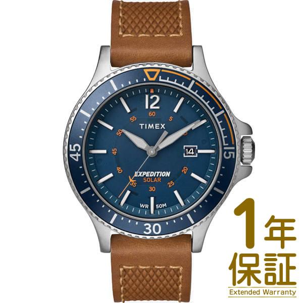【国内正規品】TIMEX タイメックス 腕時計 TW4B15000 メンズ レンジャーソーラー ソーラー