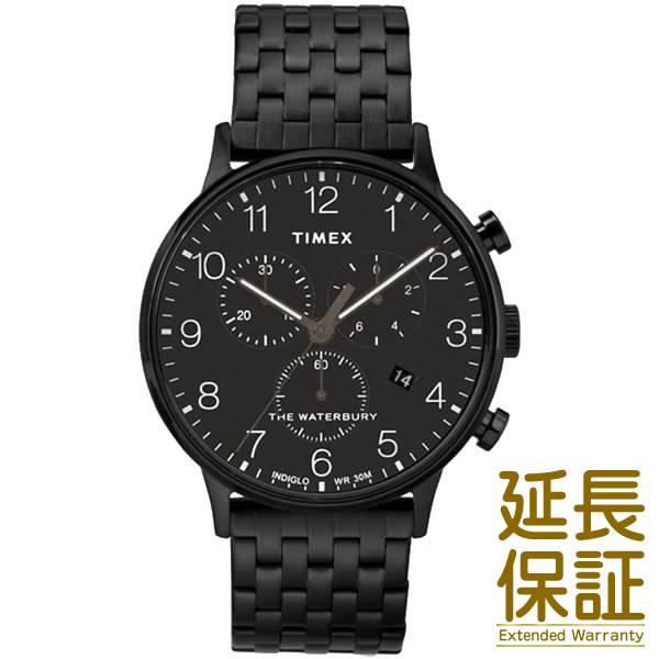 【並行輸入品】TIMEX タイメックス 腕時計 TW2R72200 メンズ Waterbury ウォーターベリー クロノグラフ クオーツ