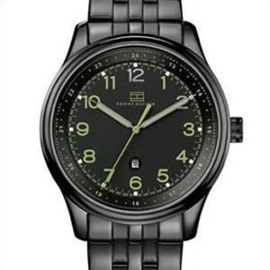 【並行輸入品】TOMMY HILFIGER トミーヒルフィガー 腕時計 1710307 メンズ クオーツ