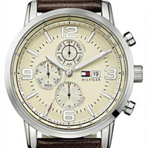 【並行輸入品】TOMMY HILFIGER トミーヒルフィガー 腕時計 1710337 メンズ クオーツ