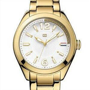 【並行輸入品】TOMMY HILFIGER トミーヒルフィガー 腕時計 1781370 レディース クオーツ