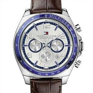 【並行輸入品】TOMMY HILFIGER トミーヒルフィガー 腕時計 1790937 メンズ クオーツ