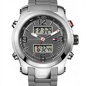 【並行輸入品】TOMMY HILFIGER トミーヒルフィガー 腕時計 1790957 メンズ クオーツ