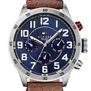 【並行輸入品】TOMMY HILFIGER トミーヒルフィガー 腕時計 1791066 メンズ TRENT トレント クオーツ