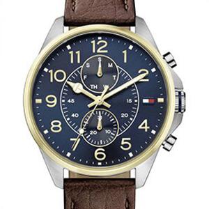 【並行輸入品】TOMMY HILFIGER トミーヒルフィガー 腕時計 1791275 メンズ DEAN ディーン クオーツ