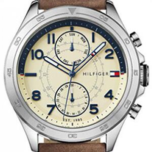 【並行輸入品】TOMMY HILFIGER トミーヒルフィガー 腕時計 1791344 メンズ クオーツ