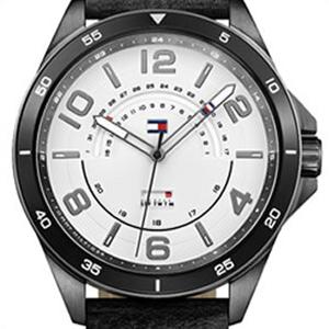 【並行輸入品】TOMMY HILFIGER トミーヒルフィガー 腕時計 1791396 メンズ IAN クオーツ
