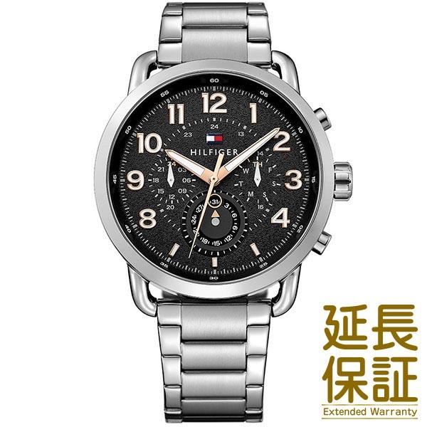 【並行輸入品】TOMMY HILFIGER トミーヒルフィガー 腕時計 1791422 メンズ マルチファンクション クオーツ