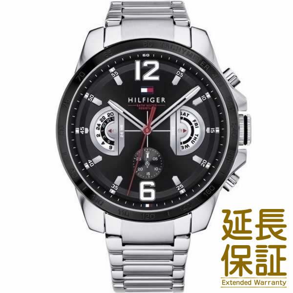【並行輸入品】TOMMY HILFIGER トミーヒルフィガー 腕時計 1791472 メンズ Decker クオーツ