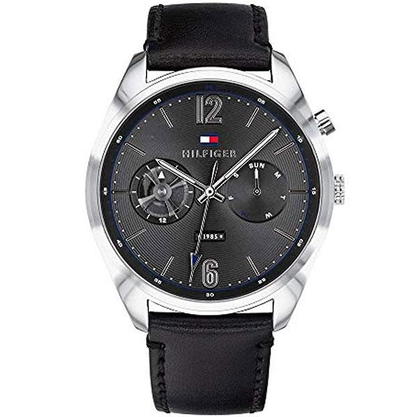 【並行輸入品】TOMMY HILFIGER トミーヒルフィガー 腕時計 1791548 メンズ クオーツ