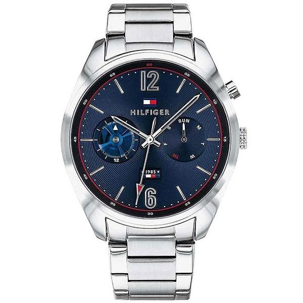 【並行輸入品】TOMMY HILFIGER トミーヒルフィガー 腕時計 1791551 メンズ クオーツ
