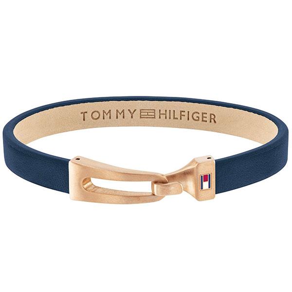 【並行輸入品】TOMMY HILFIGER トミーヒルフィガー 2790054 メンズ ブレスレット バングル ブルー