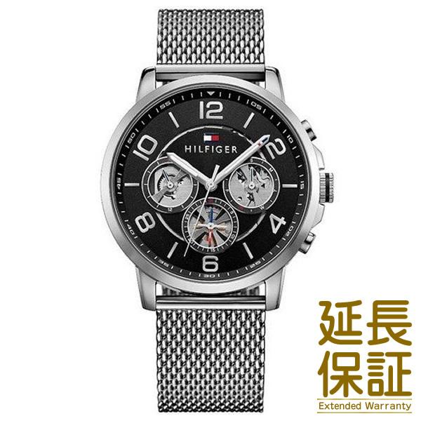 【並行輸入品】 TOMMY HILFIGER トミーヒルフィガー 腕時計 1791292 メンズ Sophisticated Sport ソフィスティケイテッド スポーツ クオーツ
