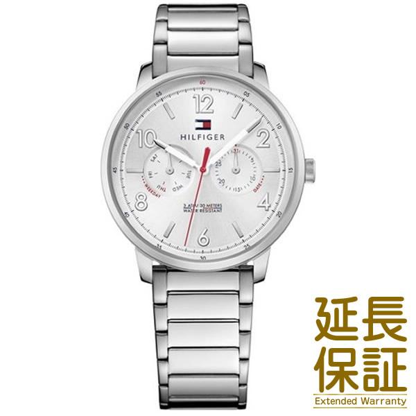 【並行輸入品】 TOMMY HILFIGER トミーヒルフィガー 腕時計 1791355 メンズ Will ウィル クオーツ