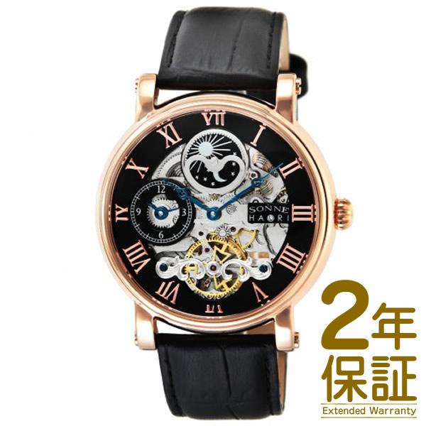 【国内正規品】SONNE ゾンネ 腕時計 H013PG メンズ SONNE×HAORI ゾンネ ハオリ 自動巻き
