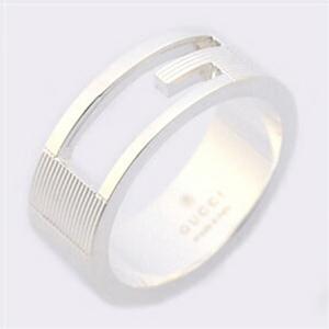 GUCCI グッチ 60サイズ 03266-0-09840-8106-13 リング 指輪