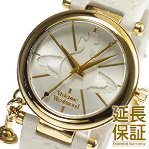 【並行輸入品】Vivienne Westwood ヴィヴィアンウエストウッド 腕時計 VV006WHWH レディース Orb オーブ WHITE ホワイト