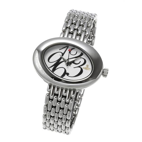 【並行輸入品】Vivienne Westwood ヴィヴィアンウエストウッド 腕時計 VV014 WHSL