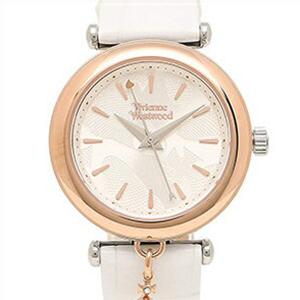 【並行輸入品】Vivienne Westwood ヴィヴィアンウエストウッド 腕時計 VV108RSWH レディース TRAFALGAR トラファルガー クオーツ