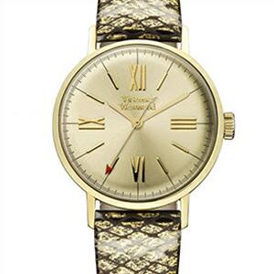 【並行輸入品】Vivienne Westwood ヴィヴィアンウエストウッド 腕時計 VV170GDMT レディース BURLINGTON バーリントン クオーツ