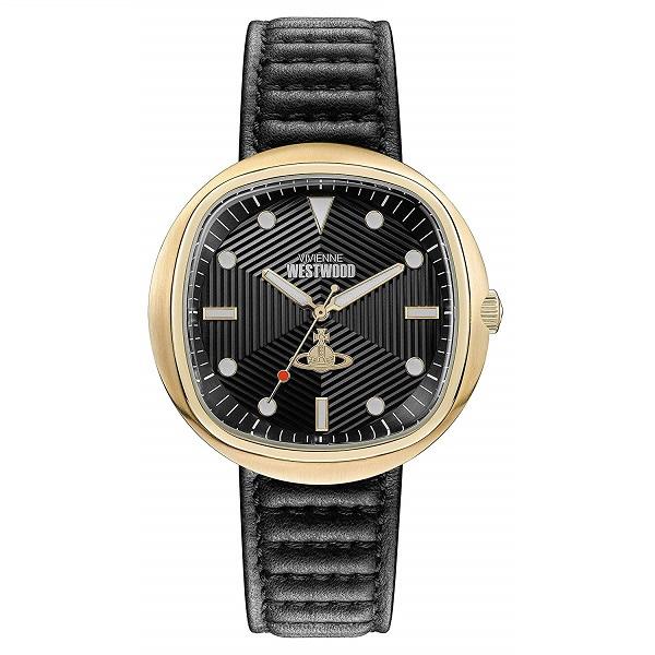 【並行輸入品】Vivienne Westwood ヴィヴィアンウエストウッド 腕時計 VV177BBBK メンズ