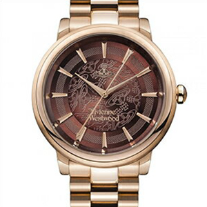 【並行輸入品】Vivienne Westwood ヴィヴィアンウエストウッド 腕時計 VV196RSRS レディース SHOREDITCH ショーディッチ クオーツ
