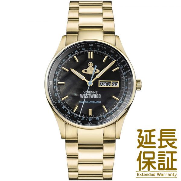 【並行輸入品】Vivienne Westwood ヴィヴィアンウエストウッド 腕時計 VV207BKGD メンズ The Cranbourne クランボーン クオーツ