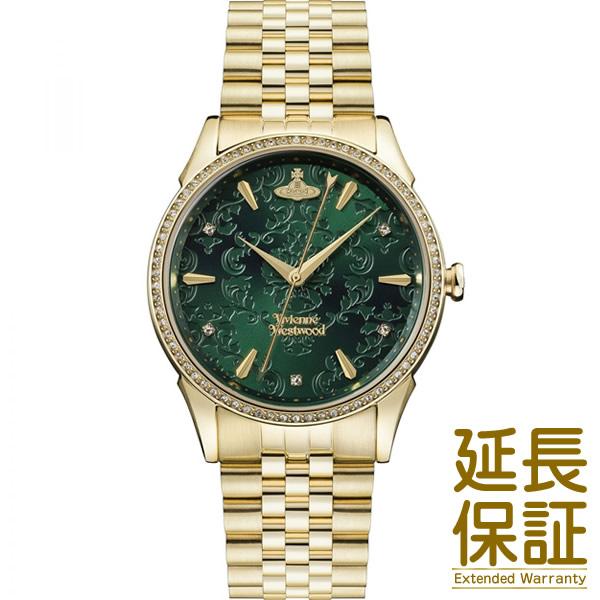 【並行輸入品】Vivienne Westwood ヴィヴィアンウエストウッド 腕時計 VV208GDGD レディース The Wallace ウォーレス クオーツ