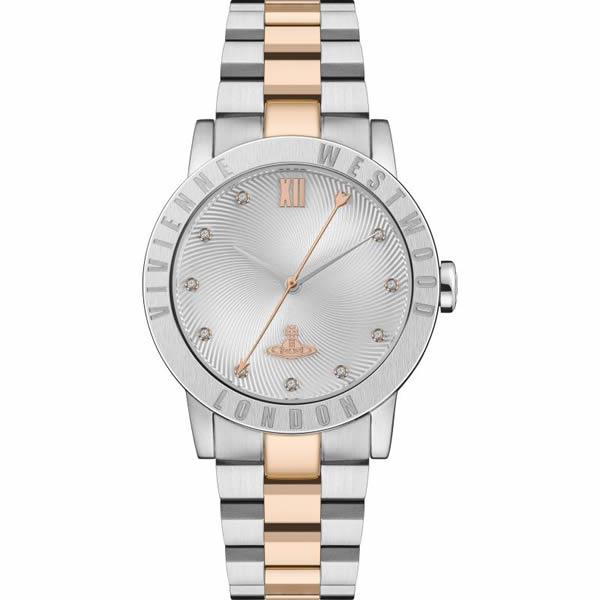 【並行輸入品】Vivienne Westwood ヴィヴィアンウエストウッド 腕時計 VV213SLRS レディース WARWICK ワーウィック
