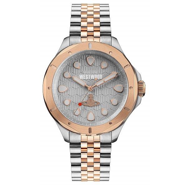 【並行輸入品】Vivienne Westwood ヴィヴィアンウエストウッド 腕時計 VV219RSSL メンズ レディース