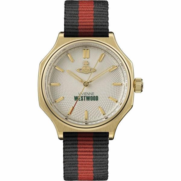 【並行輸入品】Vivienne Westwood ヴィヴィアンウエストウッド 腕時計 VV227CPBK メンズ MILE END マイルエンド