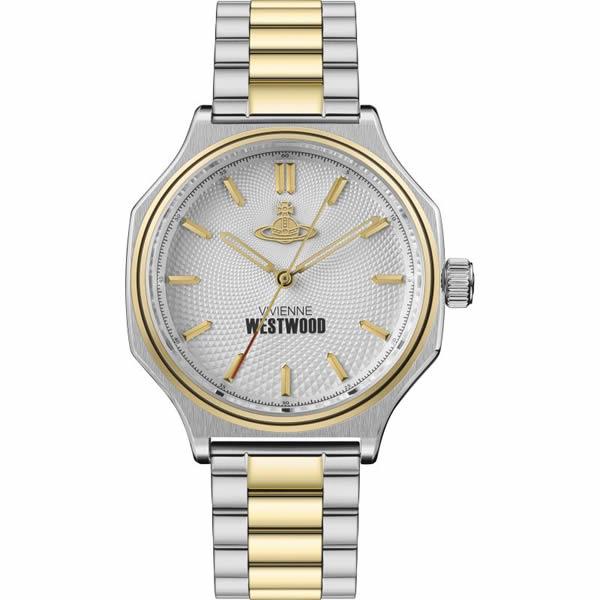 【並行輸入品】Vivienne Westwood ヴィヴィアンウエストウッド 腕時計 VV227SLGD メンズ MILE END マイルエンド
