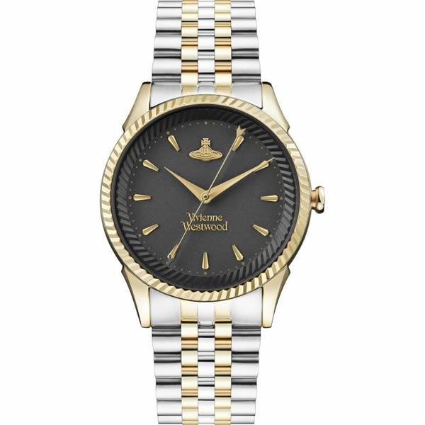 【並行輸入品】Vivienne Westwood ヴィヴィアンウエストウッド 腕時計 VV240BKGS レディース SEYMOUR セイモア