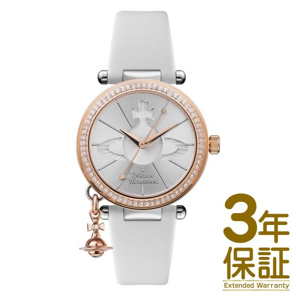 【並行輸入品】Vivienne Westwood ヴィヴィアン ウエストウッド 腕時計 VV006RSWH レディース Orb オーブ
