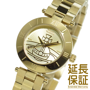 【並行輸入品】Vivienne Westwood ヴィヴィアンウエストウッド 腕時計 VV092CPGD レディース クオーツ