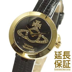 【並行輸入品】Vivienne Westwood ヴィヴィアンウエストウッド 腕時計 VV150GDBK レディース Queensgate クイーンズゲート