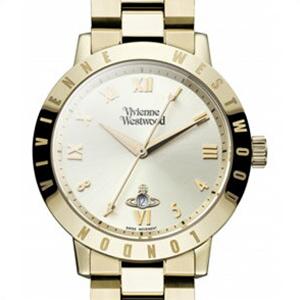 【並行輸入品】Vivienne Westwood ヴィヴィアンウエストウッド 腕時計 VV152GDGD レディース Bloomsbury ブルームズベリー