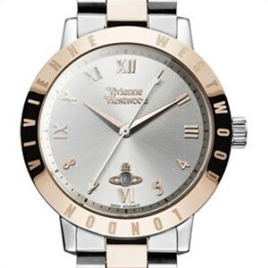 【並行輸入品】ヴィヴィアンウエストウッド Vivienne Westwood 腕時計 VV152RSSL レディース Bloomsbury ブルームズベリー
