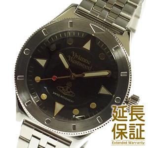 【並行輸入品】Vivienne Westwood ヴィヴィアンウエストウッド 腕時計 VV160BKSL メンズ