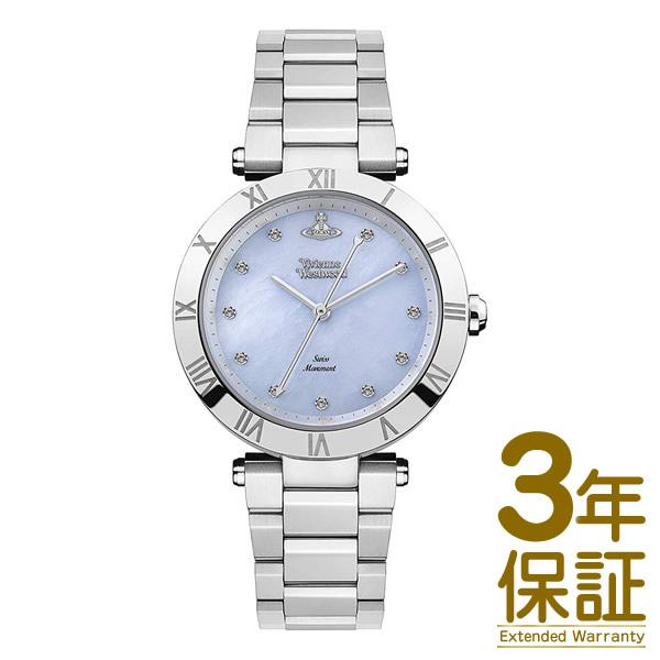 【並行輸入品】Vivienne Westwood ヴィヴィアンウエストウッド 腕時計 VV206BLSL レディース MONTAGU モンタギュー